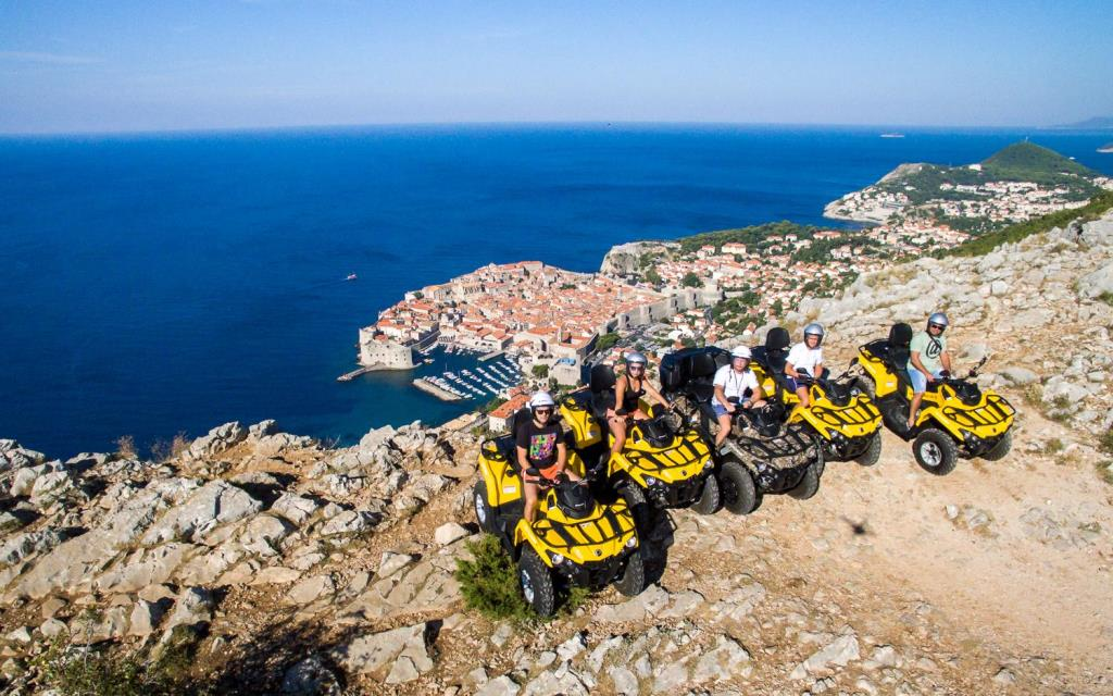 Quad biking Dubrovnik