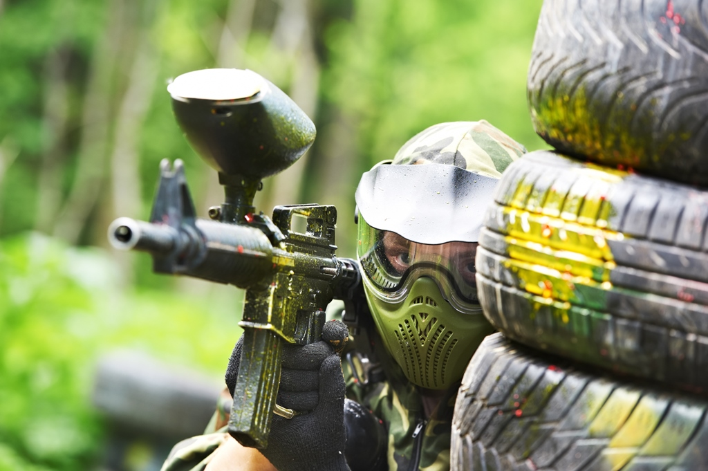 Paintball & Clubbing Stag Croatia Weekend Package