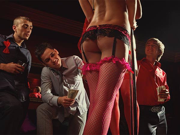 Private Strip/Lap dance show