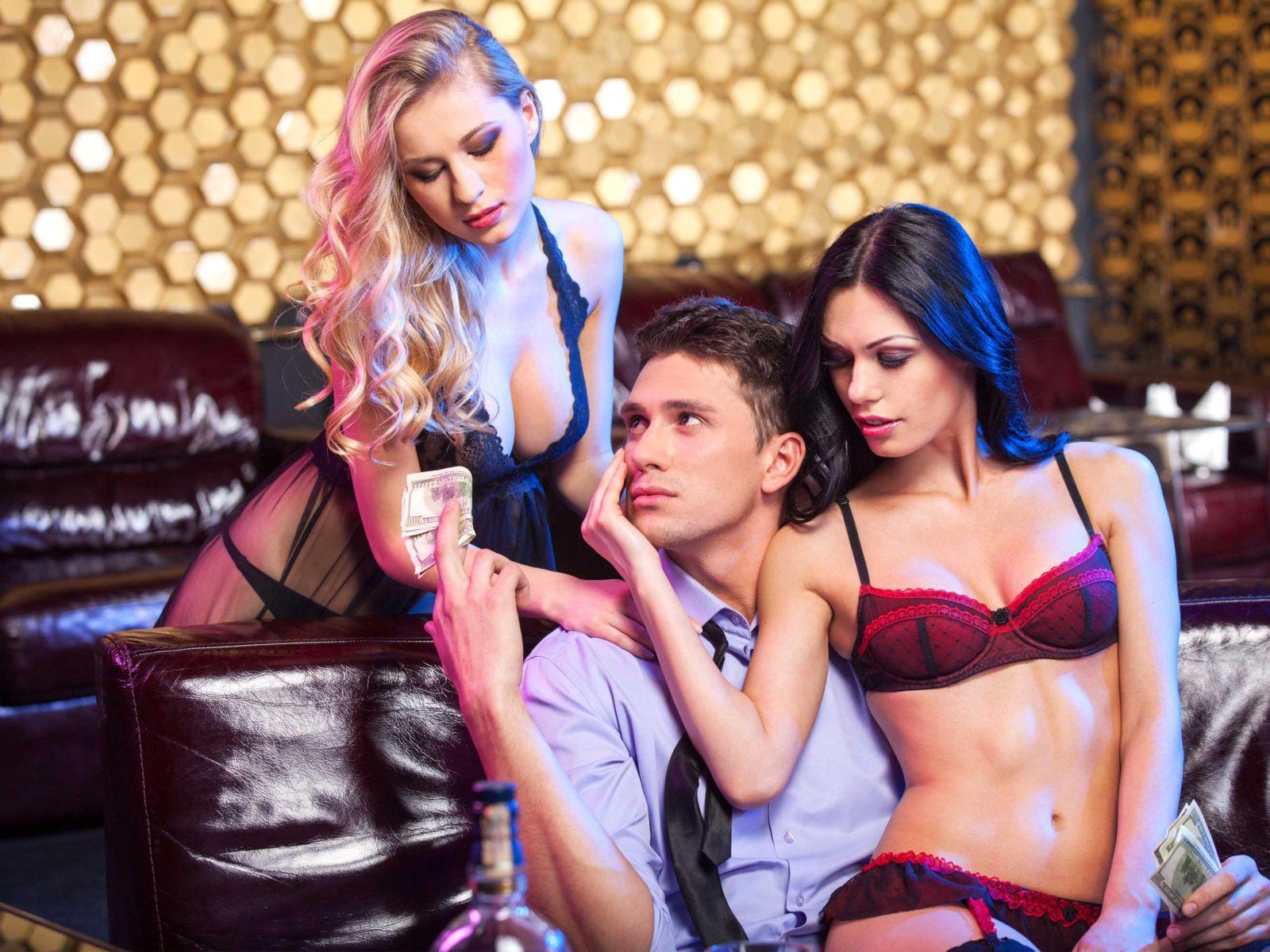Private Strip / Lap Dance Show