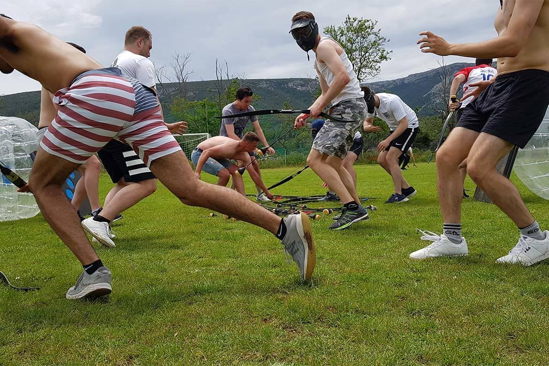 battle archery stag croatia 6