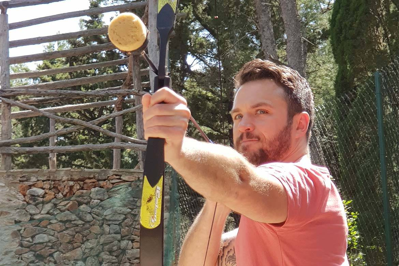battle archery stag croatia 9