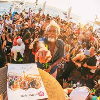 beach party hula hula stag croatia 3