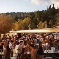 beach party split stag croatia 1
