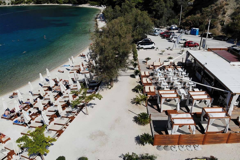 beach party split stag croatia 3