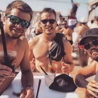 beach party split stag croatia 5