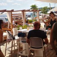 beach party split stag croatia 7