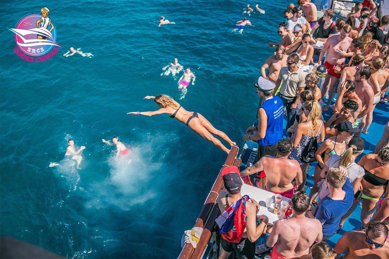booze cruise stag croatia 3