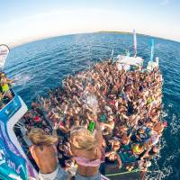 booze cruise stag croatia 4