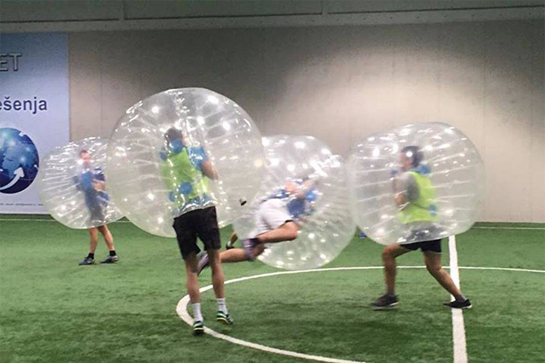 bubble football stag croatia 1