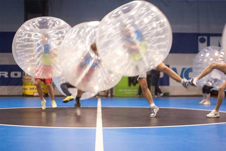 bubble football stag croatia 2