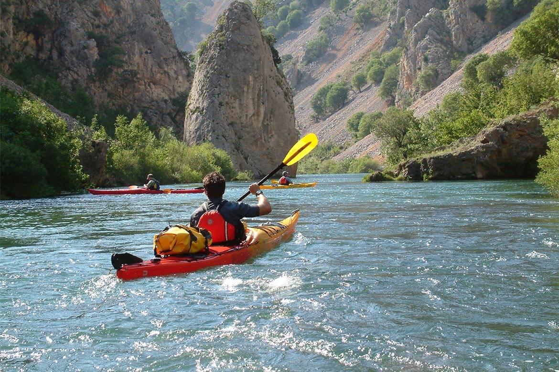 canoe safari stag croatia 10