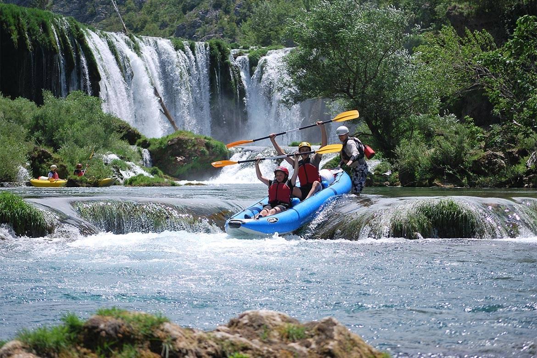canoe safari stag croatia 5