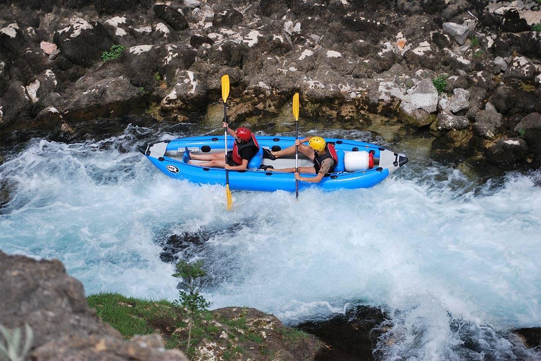 canoe safari stag croatia 6