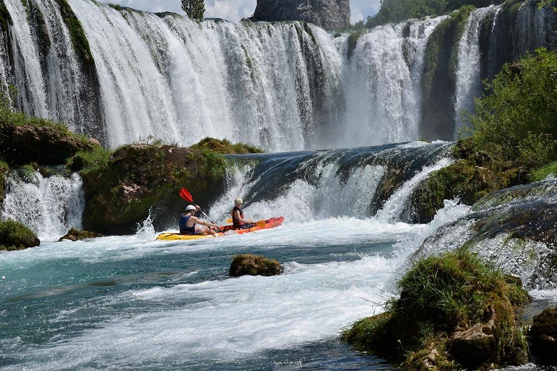 canoe safari stag croatia 7