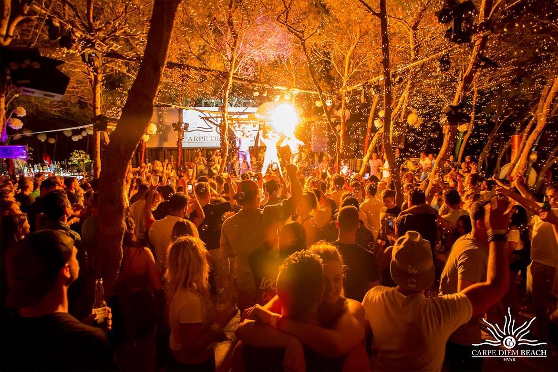 carpe diem beach club stag croatia 7