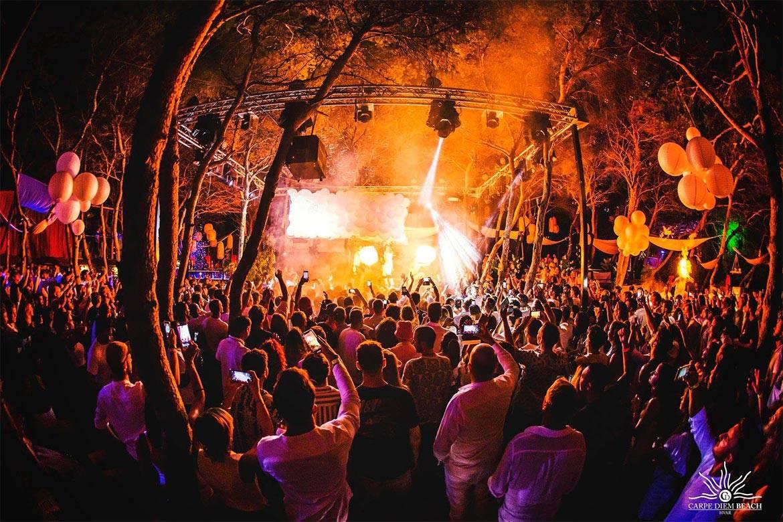 carpe diem beach club stag croatia 9
