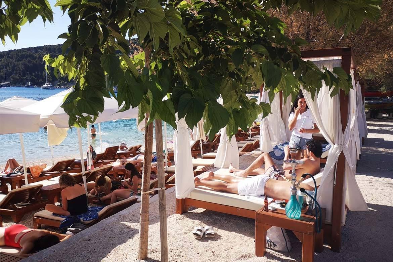 beach party split stag croatia 2