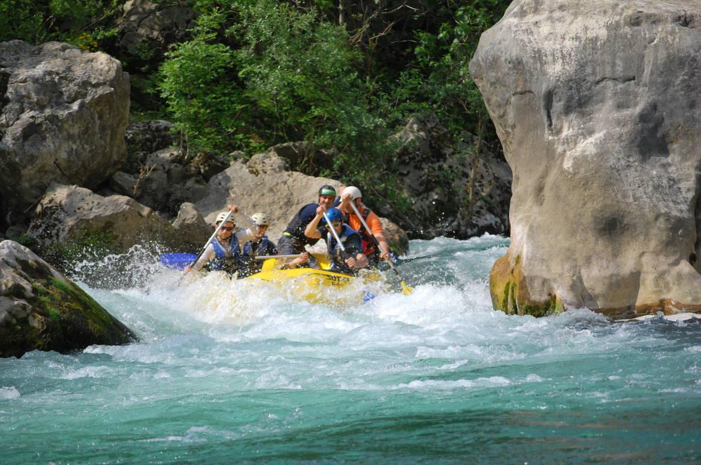 Cetina River Rafting