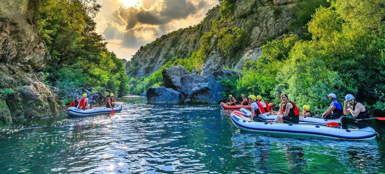 Citizen Travel Croatia Rafting Tour Header1 1280x580