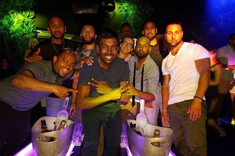 vip night clubbing zagreb stag croatia 10