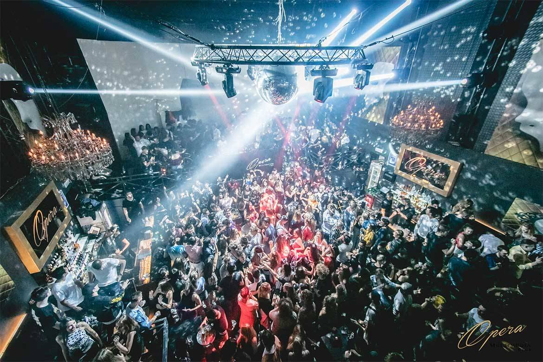 vip night clubbing zagreb stag croatia 11