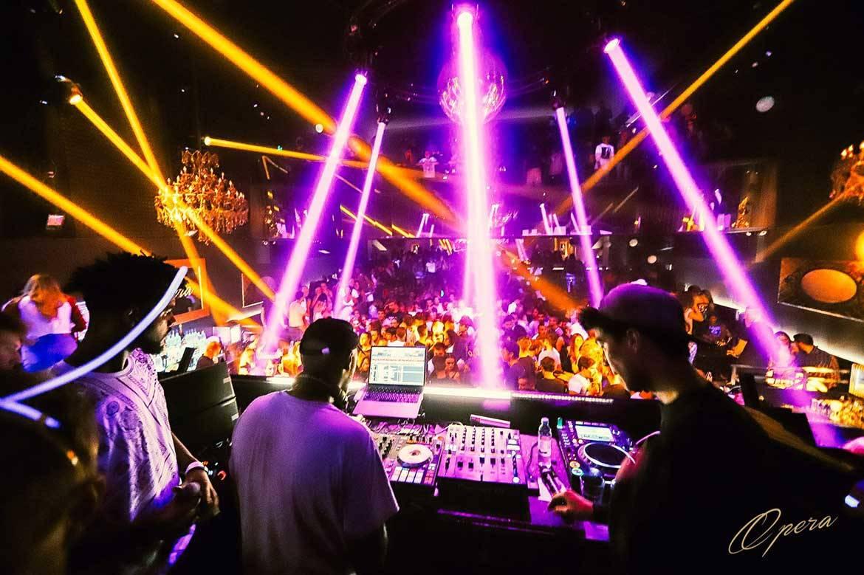 vip night clubbing zagreb stag croatia 13