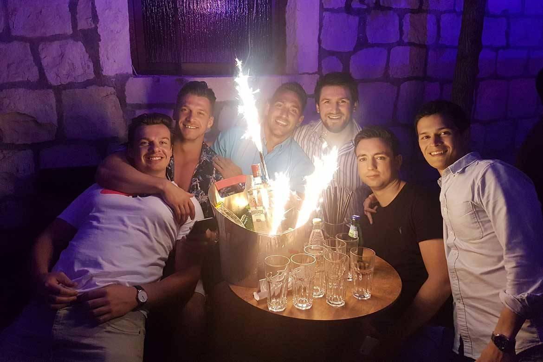 vip night clubbing zagreb stag croatia 14