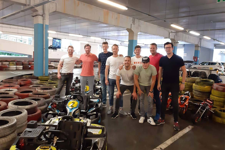go karting stag croatia 1