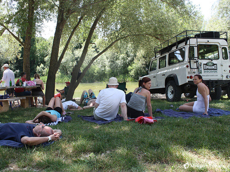 8 Relaxation in the valley of river Cetina   Jeep safari Mosor Cetina