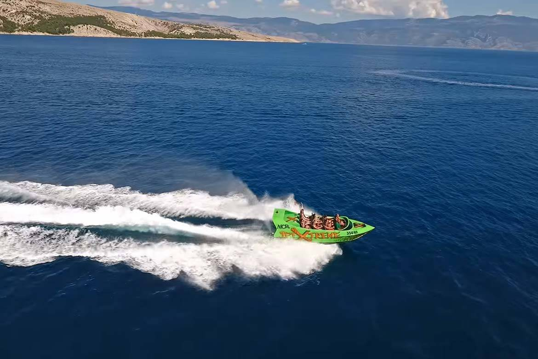 jet boat ride stag croatia 1