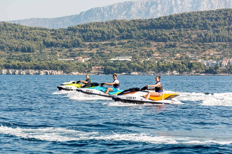 jet ski ride stag croatia 12