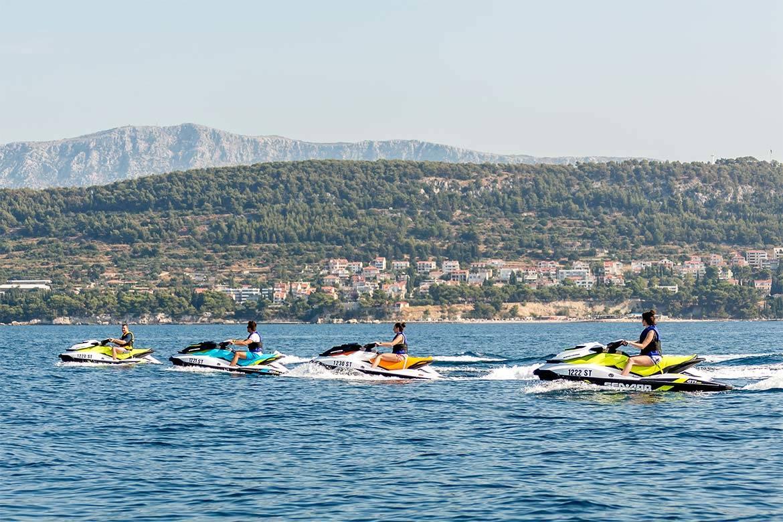 jet ski ride stag croatia 14