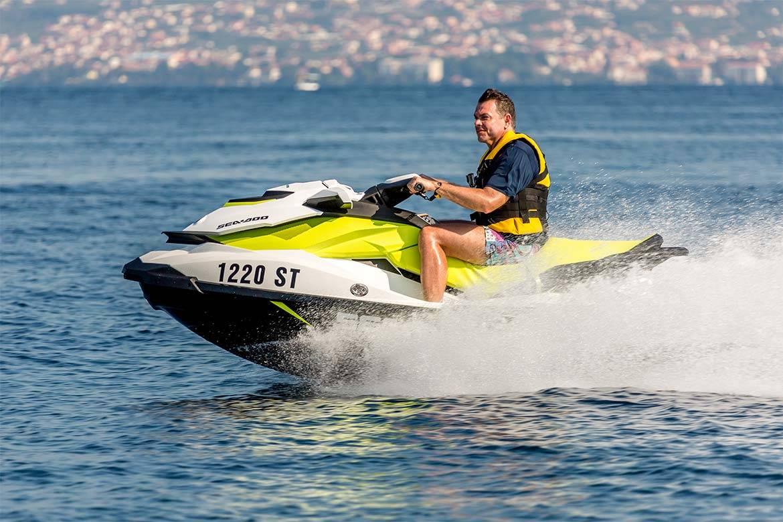 jet ski ride stag croatia 15
