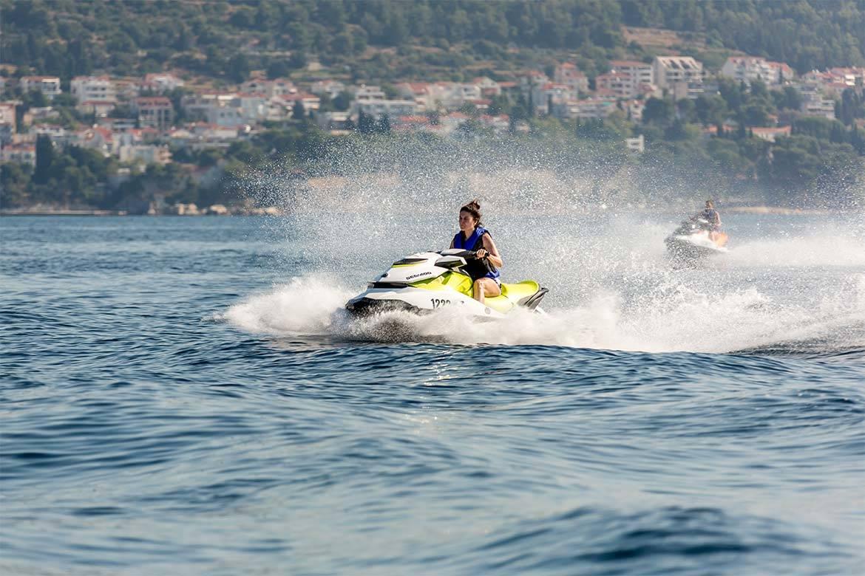 jet ski ride stag croatia 16