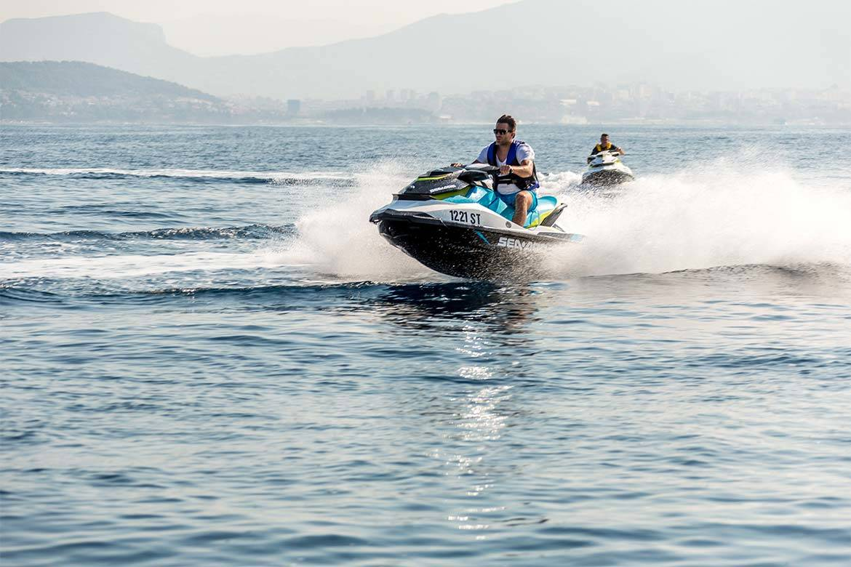 jet ski ride stag croatia 17