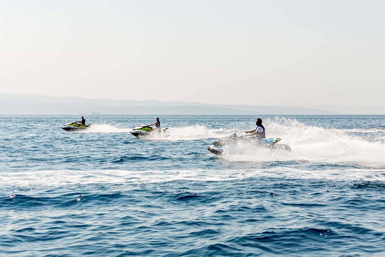 jet ski ride stag croatia 19
