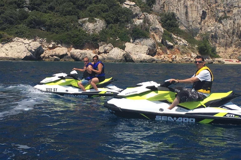 jet ski ride stag croatia 4
