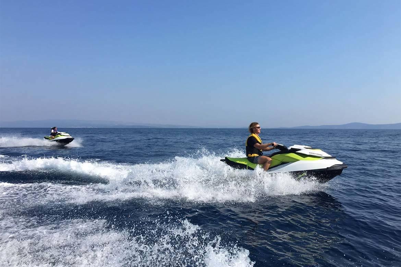 jet ski ride stag croatia 7