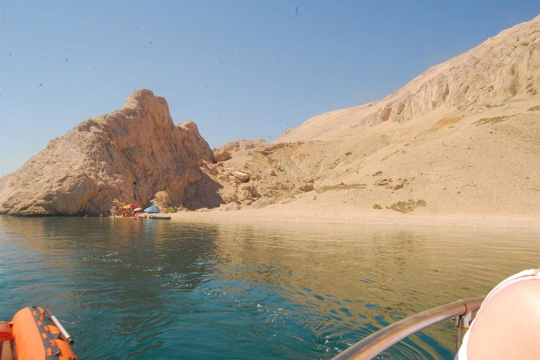 pag boat trip stag croatia 4