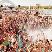 pool party at papaya club stag croatia 1