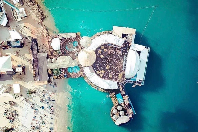 pool party at papaya club stag croatia 2