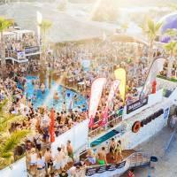pool party at papaya club stag croatia 5
