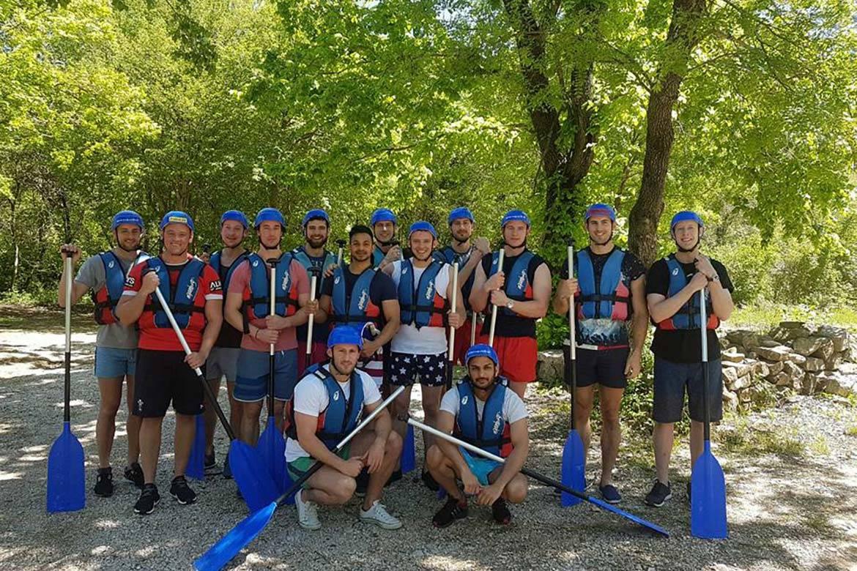 rafting stag croatia 2