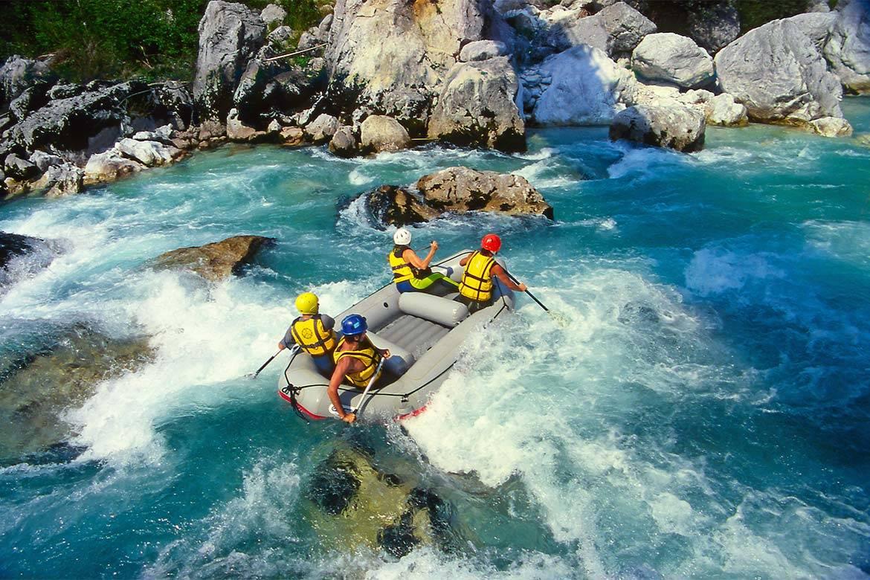 rafting stag croatia 3