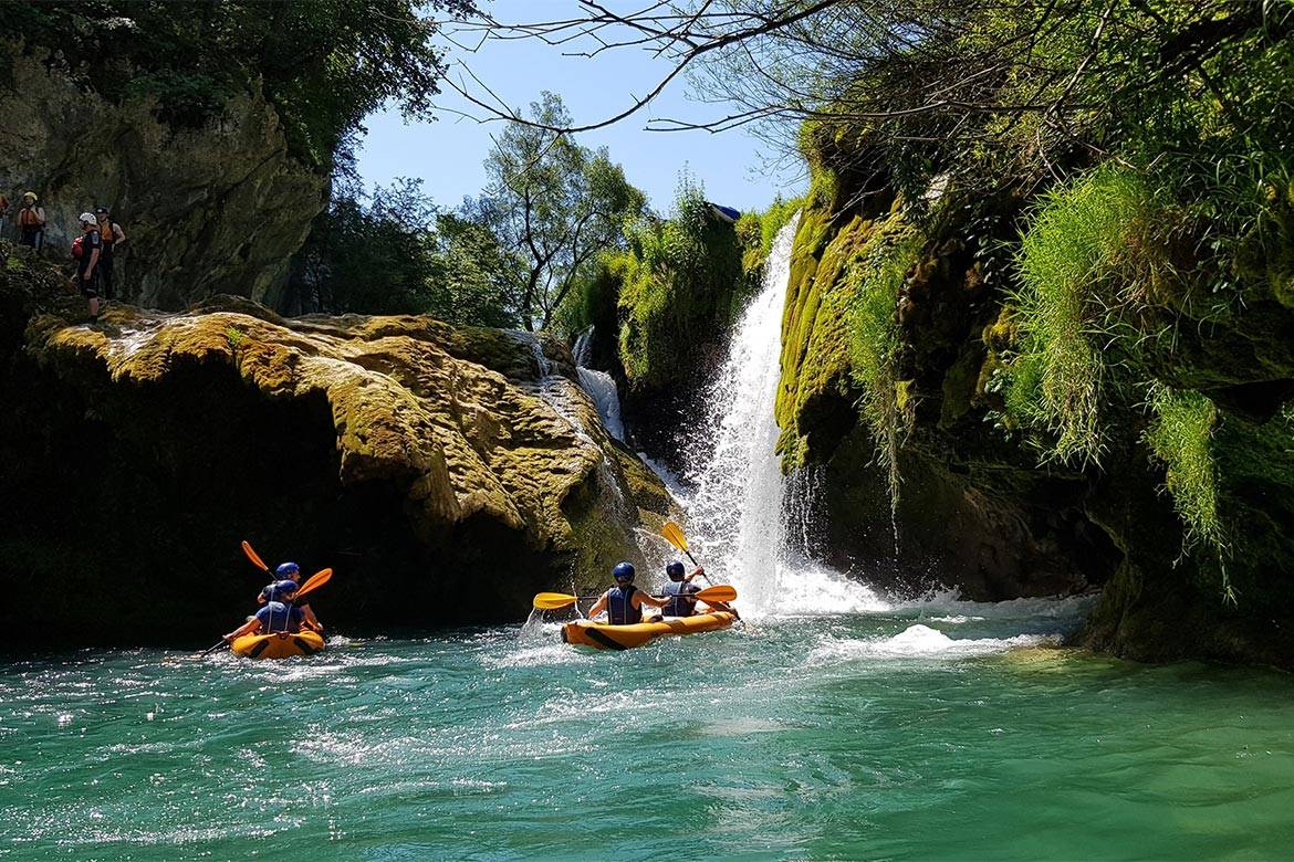 river kayaking or canoeing zagreb stag croatia 1