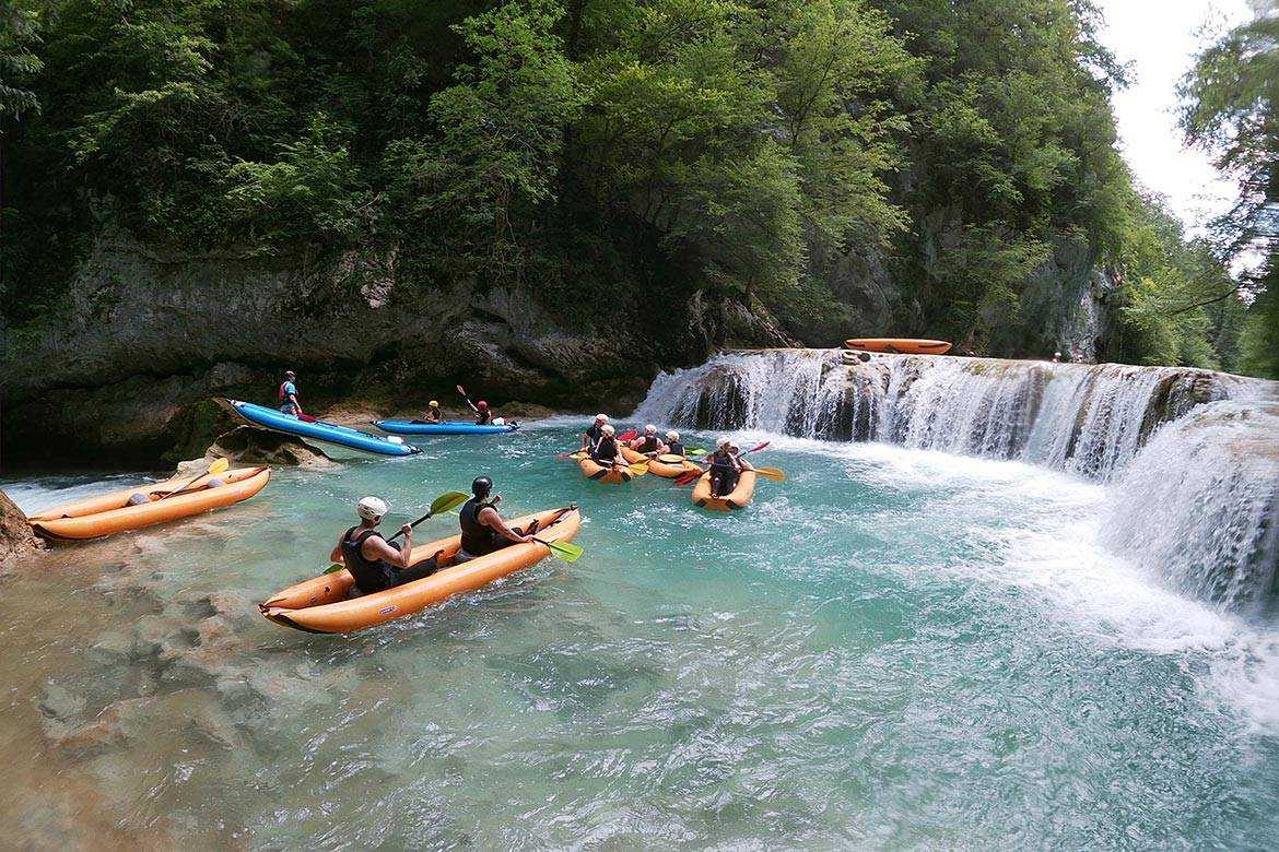 river kayaking or canoeing zagreb stag croatia 3