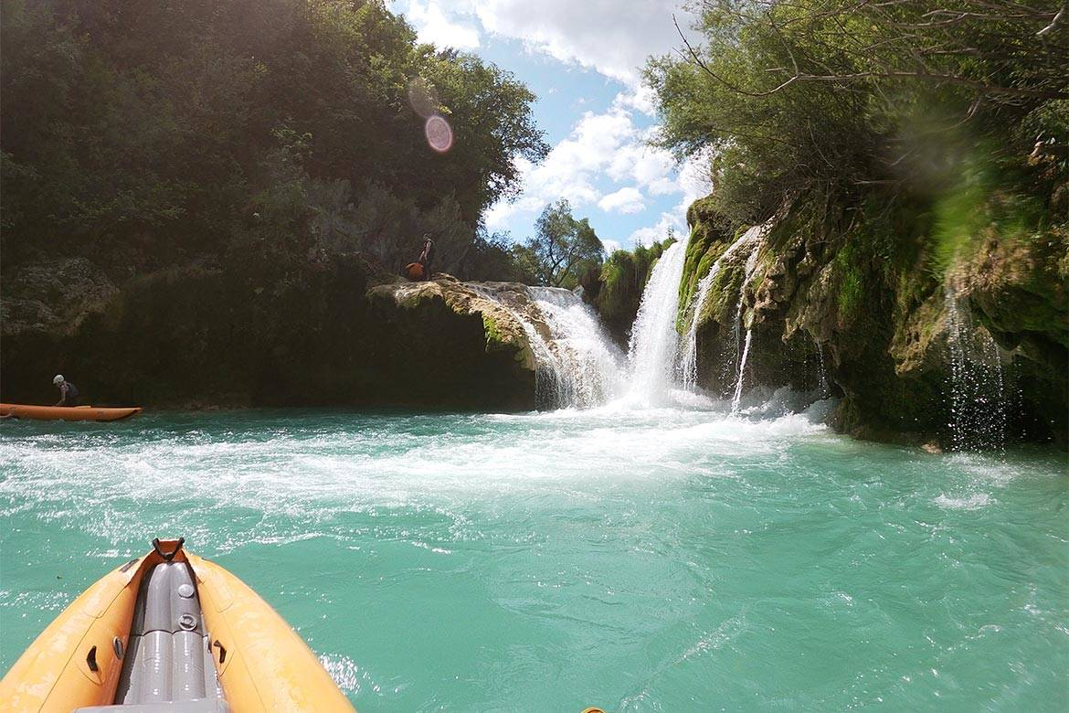river kayaking or canoeing zagreb stag croatia 5