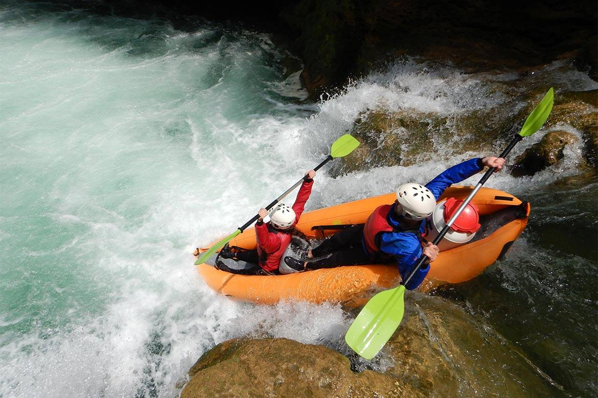 river kayaking or canoeing zagreb stag croatia 8