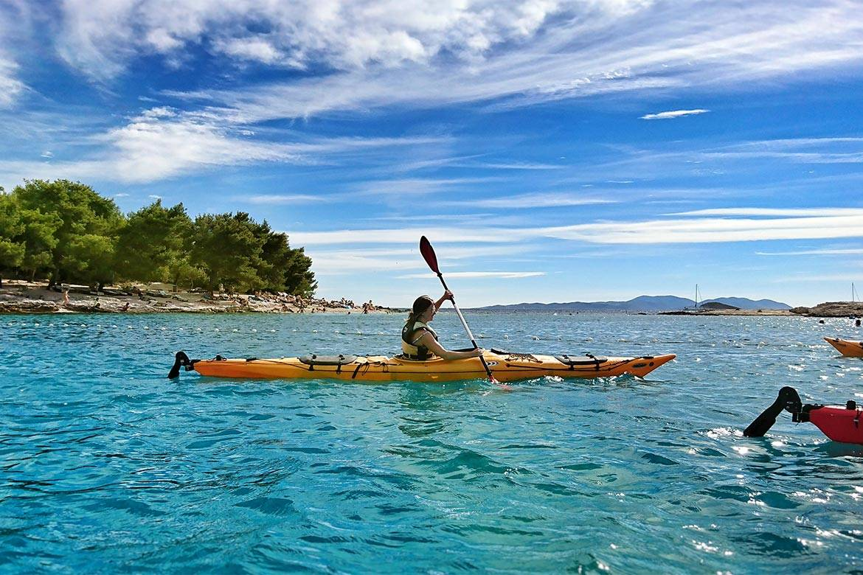 sea kayaking hvar stag croatia 10